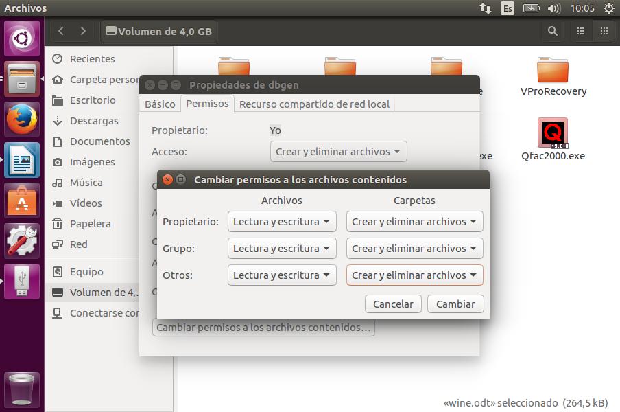 instal.lar QFACWIN en Linux